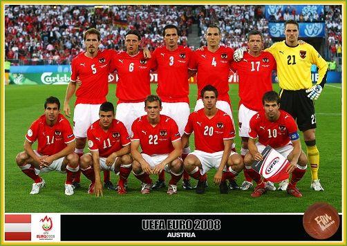 Fan Pictures 2008 Uefa European Football Championship Austria Team Uefa European Football Championship European Football European Soccer