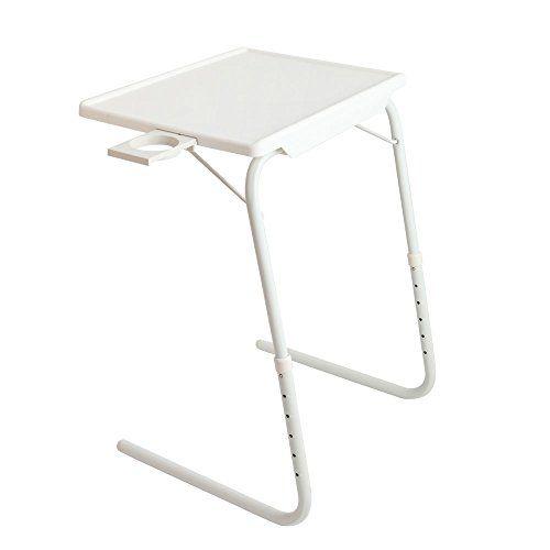 Goujxcy Foldable Desk Portable Folding
