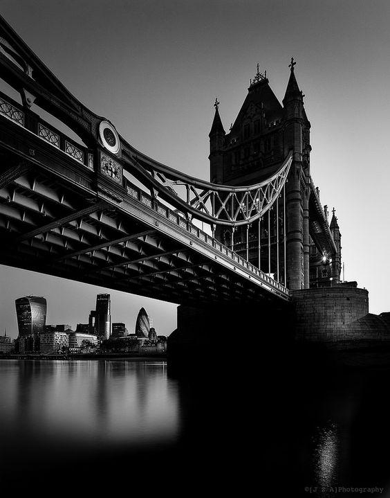 Tower Bridge - a London cliche at sunrise