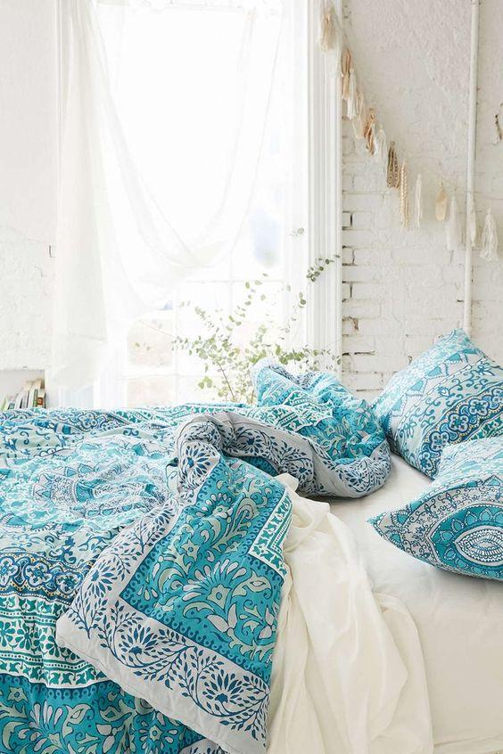 Türkis ist perfekt für entspanntes Urlaubsfeeling.