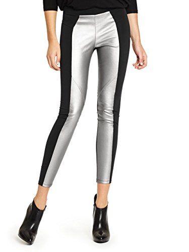 Marciano Women's Metallic Front Legging GUESS