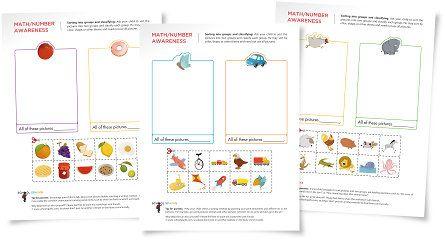 activities sorting and preschool on pinterest. Black Bedroom Furniture Sets. Home Design Ideas