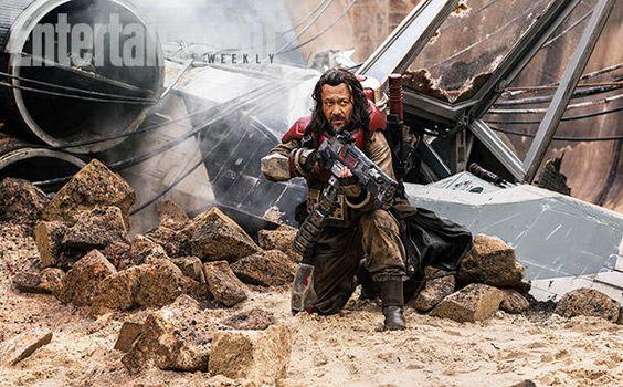 Star Wars: Rogue One - Reveladas novas imagens do filme! - Legião dos Heróis