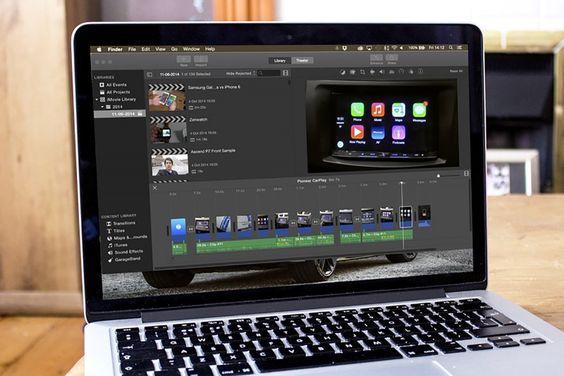 Apple actualiza iMovie para versão 10.1.2