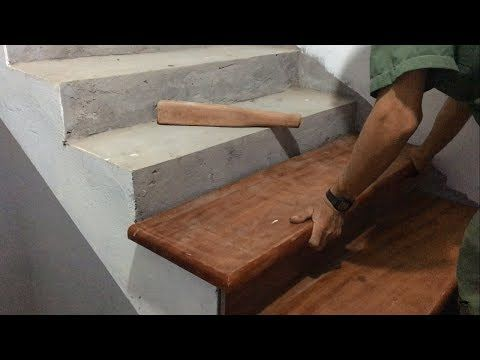 Amazing Curved Woodworking Project How To Make A Curved Railing