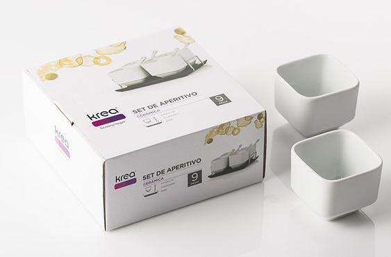 Krea   packaging   branding   Chile   home   by Packaging Brands