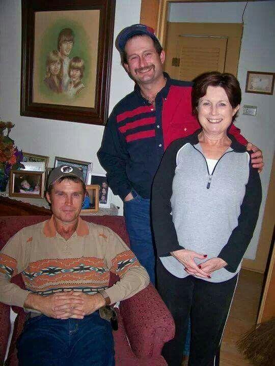 Richard  michael  and  mom