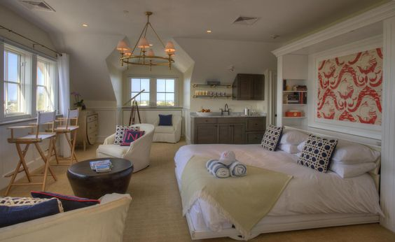 The Nantucket Hotel is the best place to stay with kids.