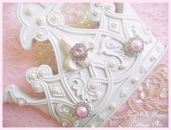 Baby Crown Wall Decor : Bed crown pink bling and princess beds on