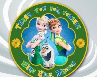 ON SALE 25% Olaf Summer Sticker Olaf Summer by ticketparty