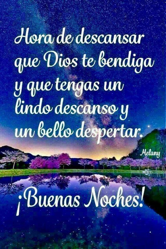 Imagenes Buenas Noches Cristianas Bonitas Nuevas Frases 6 Buenas