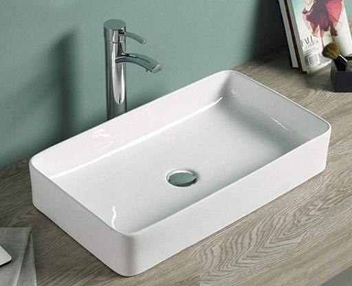 Mexen Nadia Umywalka Nablatowa 60x35 Cm Stawiana Toilet Design Home Decor Sink
