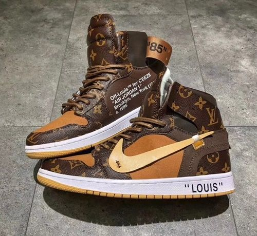 coupon codes save up to 80% how to buy OFF-WHITE x LV x AJ1 in 2019 | Sneakers fashion, Louis ...