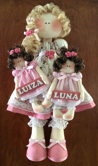 Boneca Sabrina Personalizada