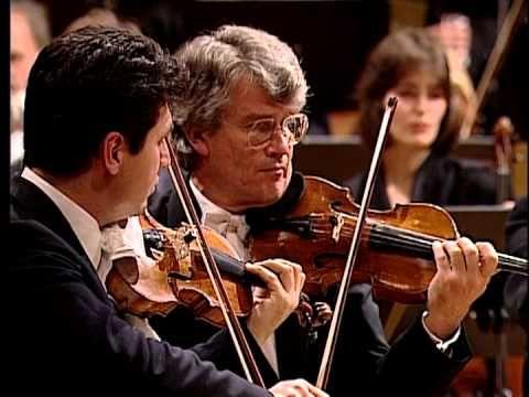 """Münchner Philharmoniker (cond. Celibidache, 1991) - Dvořák's Symphony No 9 (""""New World"""")"""