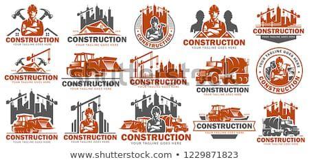 Construction Logo Template Set Logo Pack Logo Bundles Vector Pack Of Construction Logo Easy To Ed Construction Logo Construction Logo Design Logo Templates