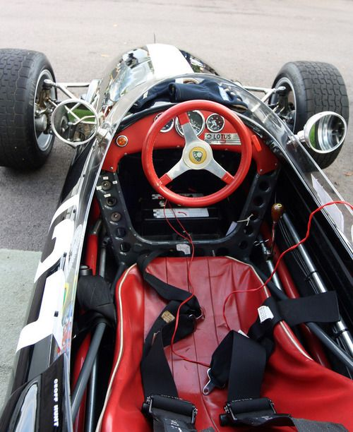Lotus Prescott Speed Hill Climb By Jim Darling
