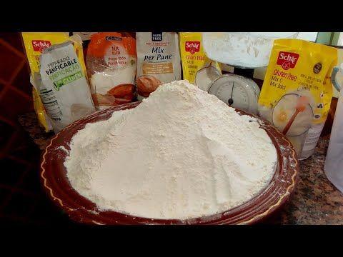 طريقة تحضير ميكس رمضاني لكل أنواع معجنات بدون غلوتين بعض أنواع الدقيق فرق بين انواع الدقيق Youtube Food Camembert Cheese Cheese