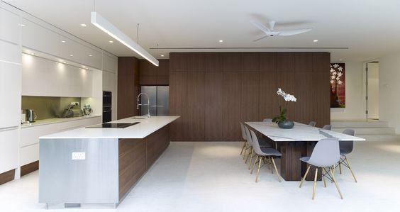 Y-Haus in Singapur - Bad und Sanitär - Wohnen - baunetzwissen.de