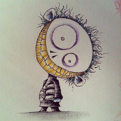 Jack Sketches by DemonCartoonist on deviantART | Nightmare before ...