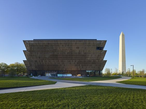 David Adjaye Discusses the Narrative of the National Museum of African American…