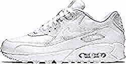 Nike Air Max 90 Leather Herrenschuh Weiß NikeNike in 2020