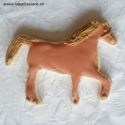 Paardenkoekjes, Euro 1,50 per stuk