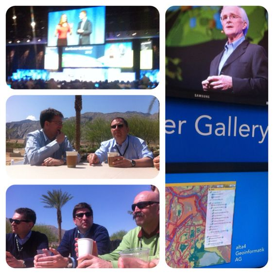 Esri Partner Conference Palm Springs
