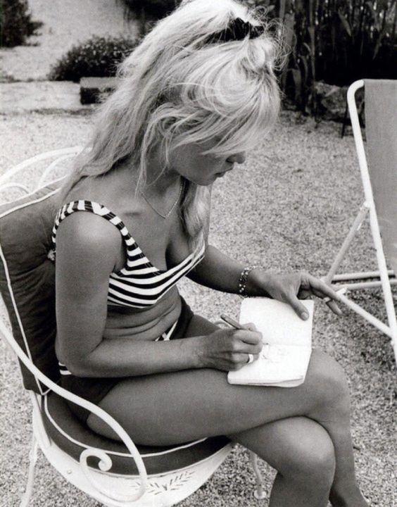 Brigitte Bardot style: