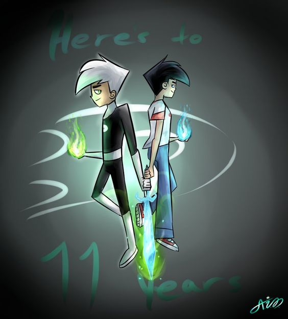 Heres to 11 years~ happy Danniversary by MidnightsBloom.deviantart.com on @DeviantArt