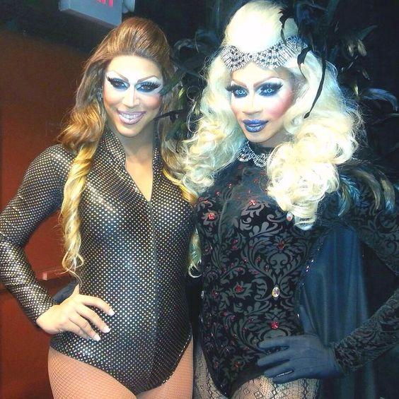 Jessica Wild & Lineysha Sparx