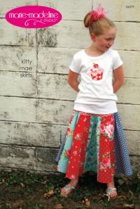 This Kitty Mae skirt is perfect for all occasions, including....well EVERYTHING!