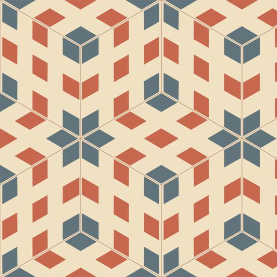 Be Diff - Estampas geométricas | Quadrados by lucas.bueno