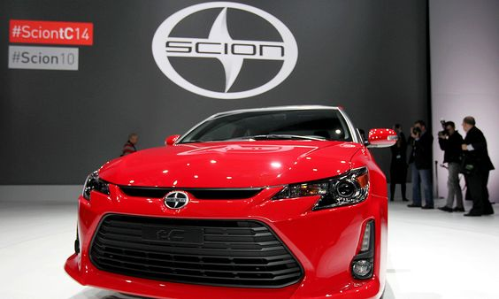 Toyota dealers get OK to drop sagging Scion