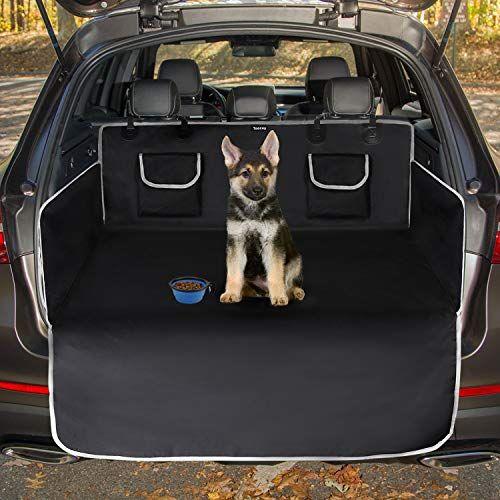 Toozey Protection Universelle De Coffre Pour Chien 2 Grandes Poches Impermeable Antiderapant 185 X 105 Cm Couverture De Cof Hunde Hundedecke Aufgeregter Hund