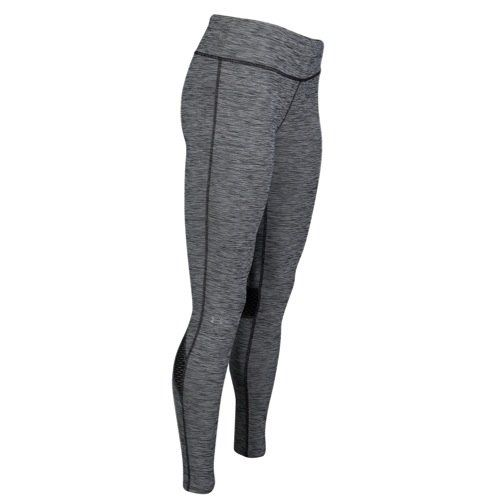 Under Armour 1259789-001 Women's Fly-By Textured Legging - Black/Reflective - X-Small