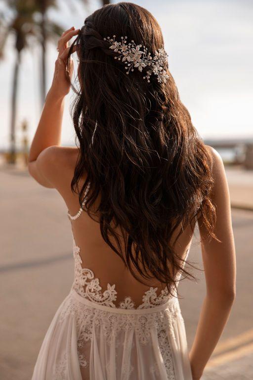 robe de mariée pronovias versailles en 2021   robe de mariée