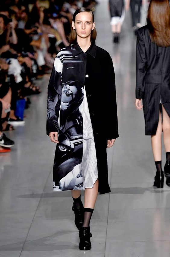 DKNY spring/summer 2016 collection show pictures | Harper's Bazaar