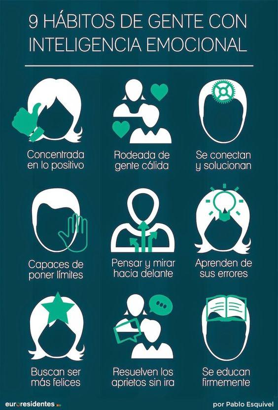 9 Hábitos de las personas con Inteligencia Emocional