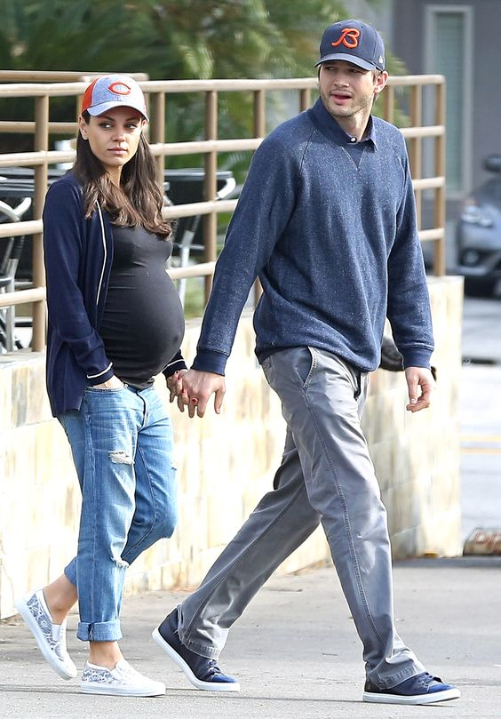 Mila Kunis's Best Maternity Style Moments - October 31, 2016 from InStyle.com