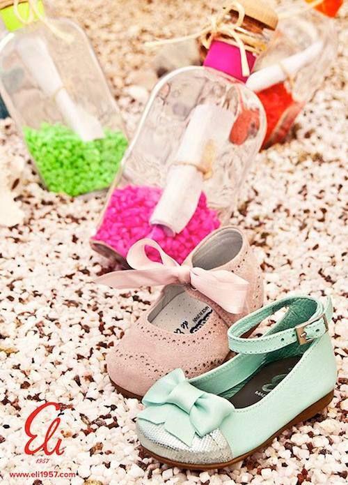 Eli calzado infantil primavera-verano http://www.minimoda.es