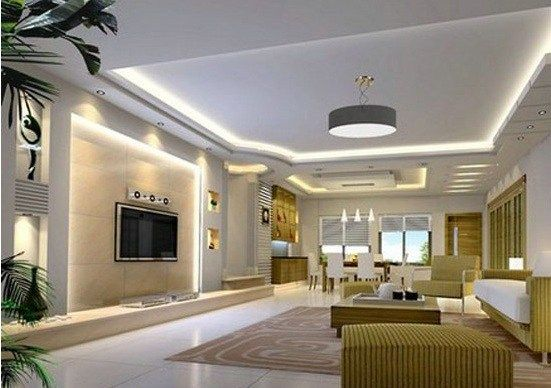 Cove Ceiling Lighting Chandelier In Living Room Ceiling Lights