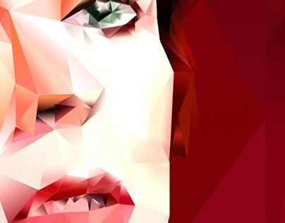 "Check out new work on my @Behance portfolio: ""David Bowie Geometry  Illustration""…"