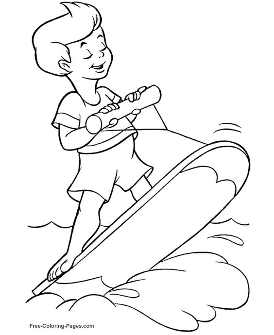 Neuroscience for Kids Coloring Book | Coloring Page Websites ...