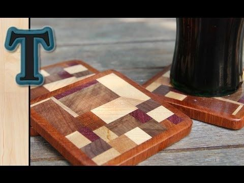 How To Make Rustic Drink Coasters From Scrap Wood Cool Wood Projects For Guys Easy Wood Projects F Scrap Wood Projects Easy Wood Projects Cool Wood Projects
