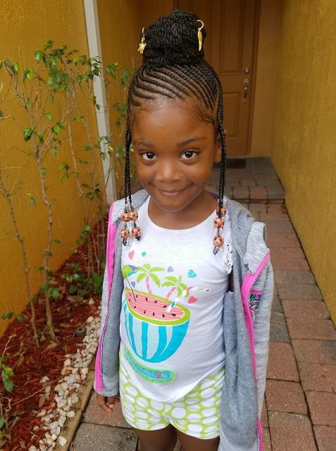 2019 Beautiful and Lovely Braids for Kids