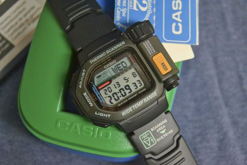 Pinterest the world s catalog of ideas for Thermo scanner watch