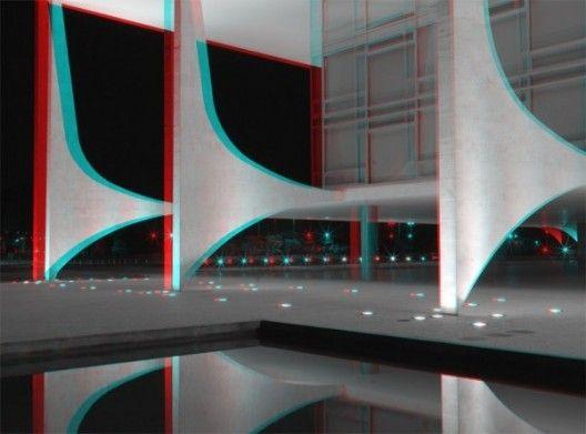 Oscar Niemeyer en 3D (3)