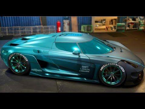Nfs Payback Koenigsegg Regera Igry Gonki Tyuning Need For Speed