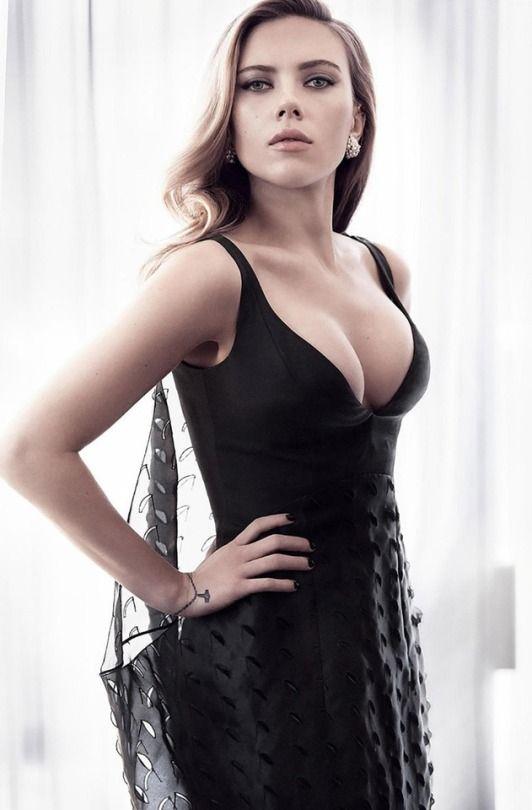 Scarlett Johansson dieulois